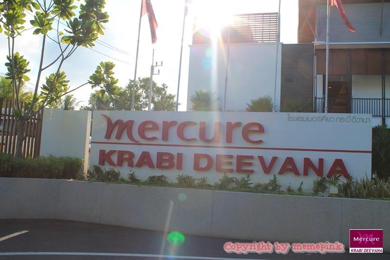 Mercure krabi