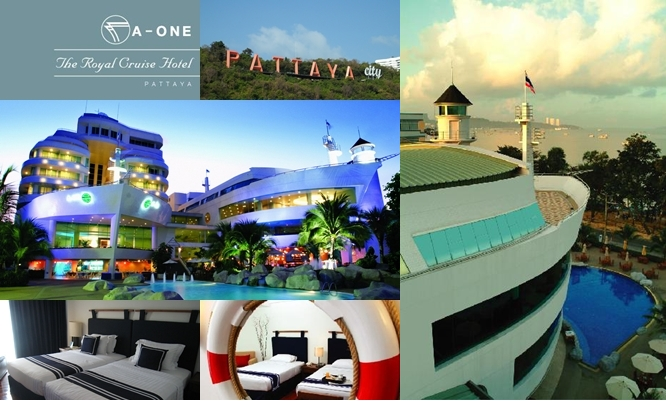 A-One-The-Royal-Cruise-Hotel-Pattaya-1
