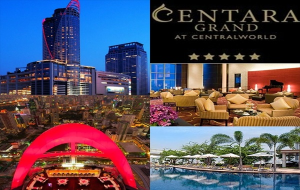 Centara Grand at CentralWorld Bangkok-a