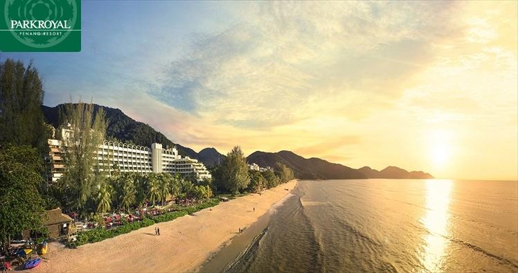 PARKROYAL-Penang-Hotel