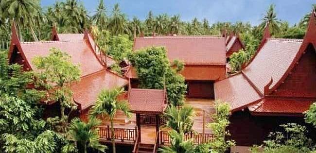 Baan Amphawa Resort and Spa