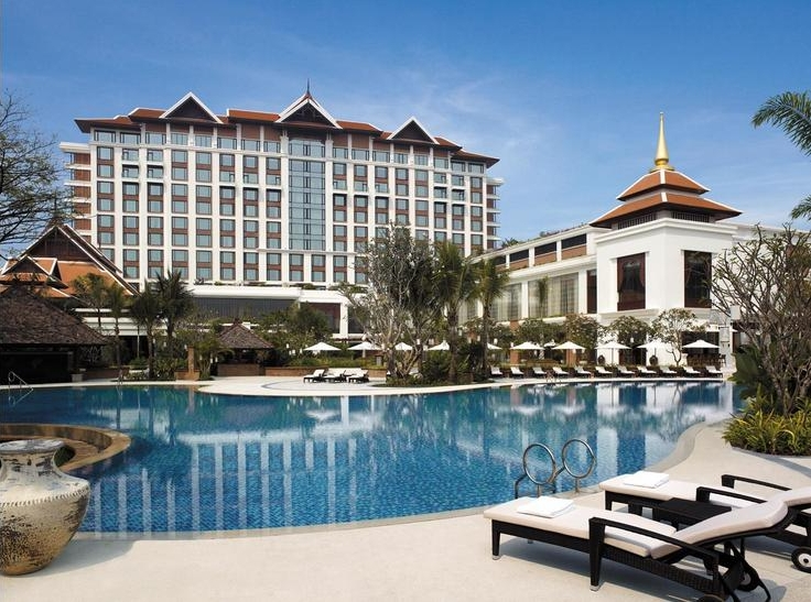 , Shangri-La Hotel Chiang Mai