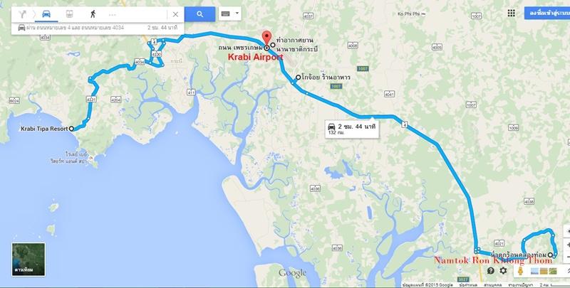 map krabitipa