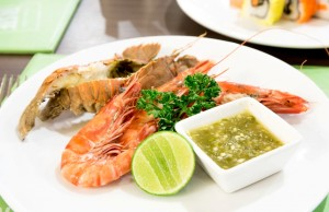 seafood-bbq-buffet-at-Ibis Bangkok Riverside Hotel-1