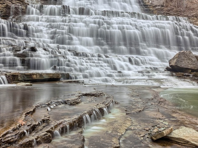 Albion-Falls-Hamilton-Ontario-Canada