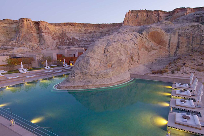 Amangiri-Resort-in-Utah-USA