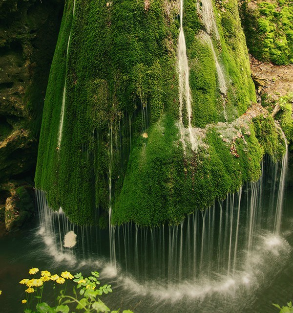 Bigar-Waterfall-Bozovici-Romania