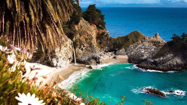 McWay-Falls-Big-Sur-Montery-California