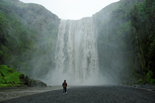 Skog-waterfalls-forests-Iceland