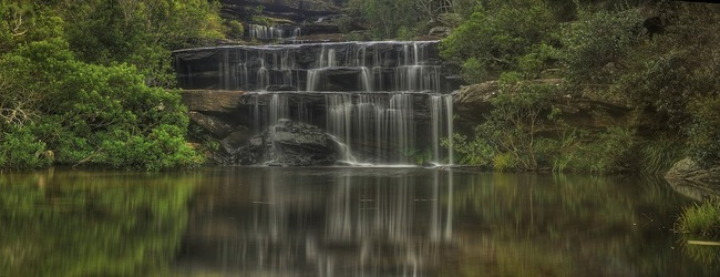 Wattamolla-Falls-New-South-Wales-Australia