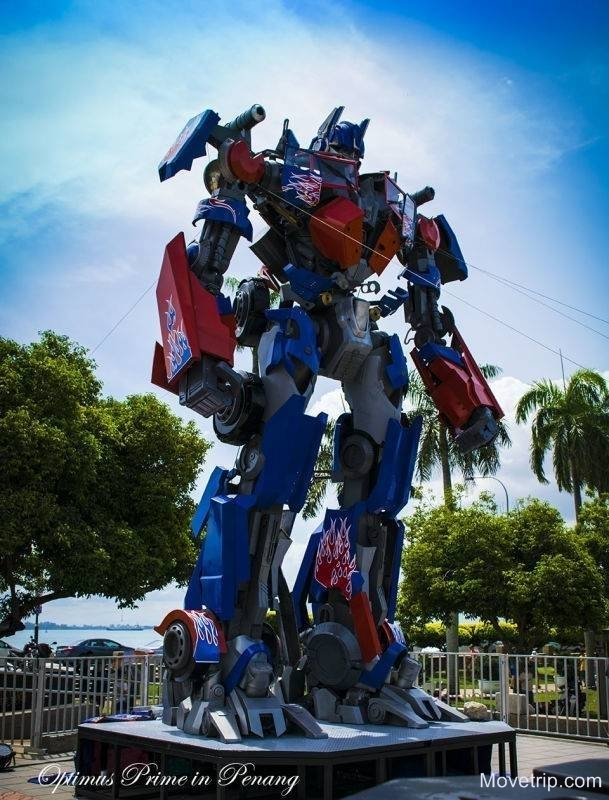 transformers-optimus-prime-in-penang-george-town