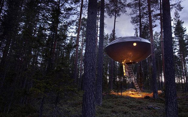 1.Treehotel-Harads-Sweden