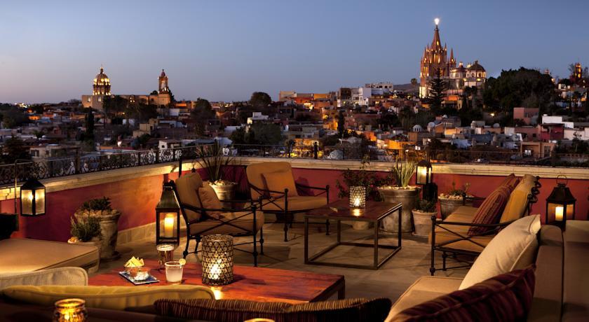 Rosewood-San-Miguel-de-Allende-Guanajuato- Mexico