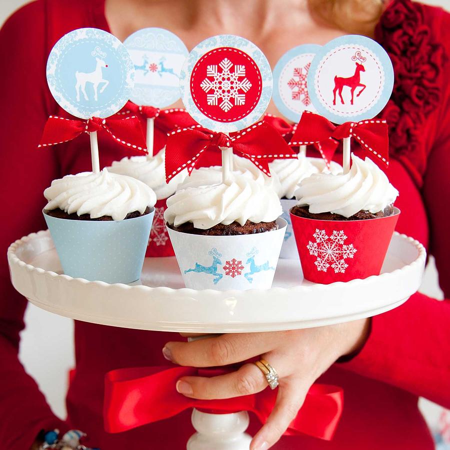 20-ideas-christmas-cupcakes