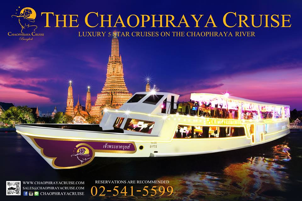 Titf#18-Thai-International-Travel-Fair-Chaoprayacruise