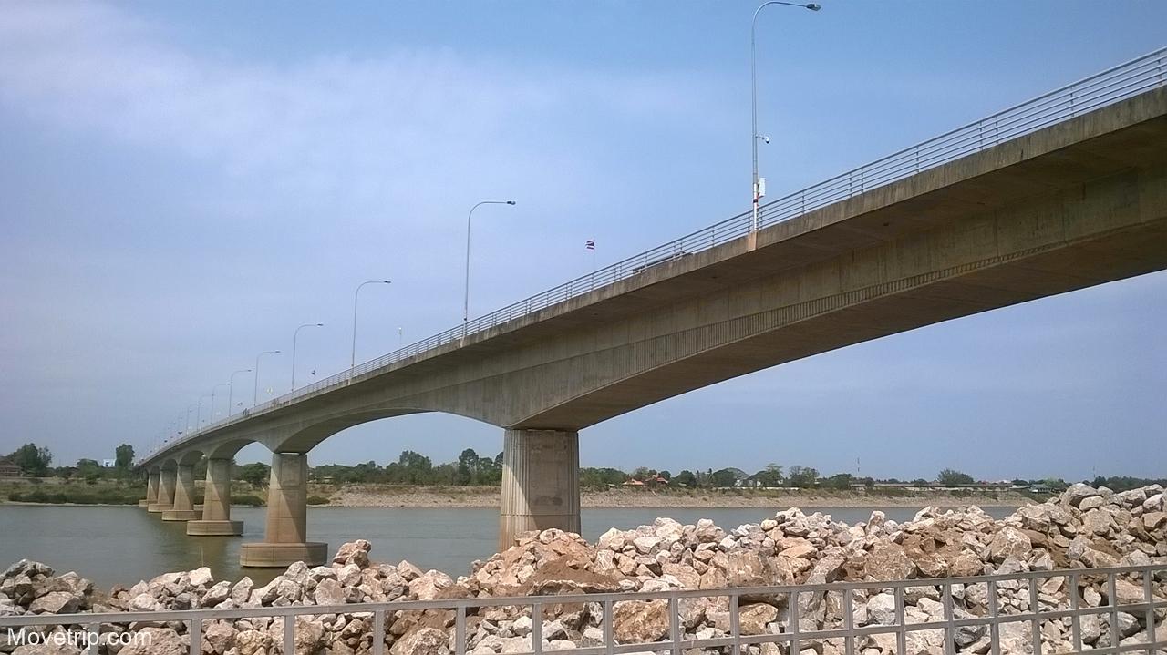 First-Thai-Lao-Friendship-Bridge